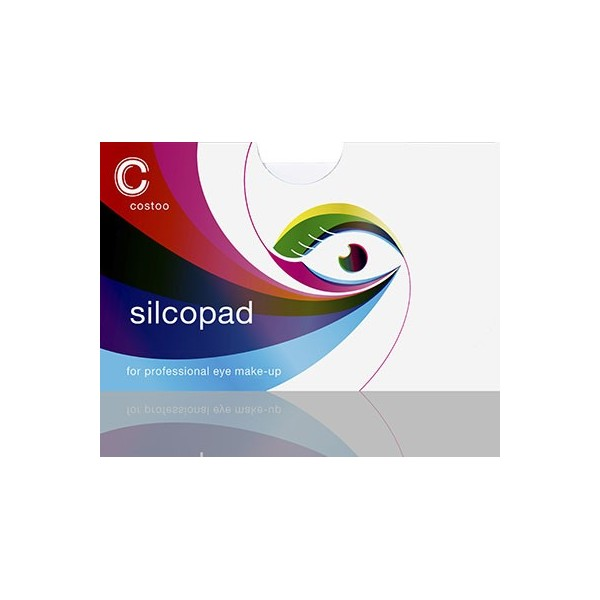 SILCOPAD for professional eye MAKE UP